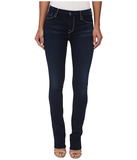 7 For All Mankind - Skinny Bootcut in Slim Illusion Luxe Night Blue (Slim Illusion Luxe Night Blue) Women