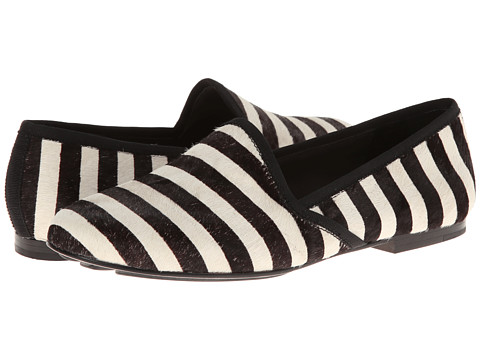 Gentle Souls - Edge-Y (Black/White) Women's Shoes