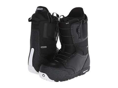 Burton - Ruler (Black/White) Men's Snow Shoes