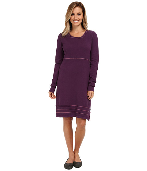 Aventura Clothing - Leighton Dress (Plum Purple) Women's Dress