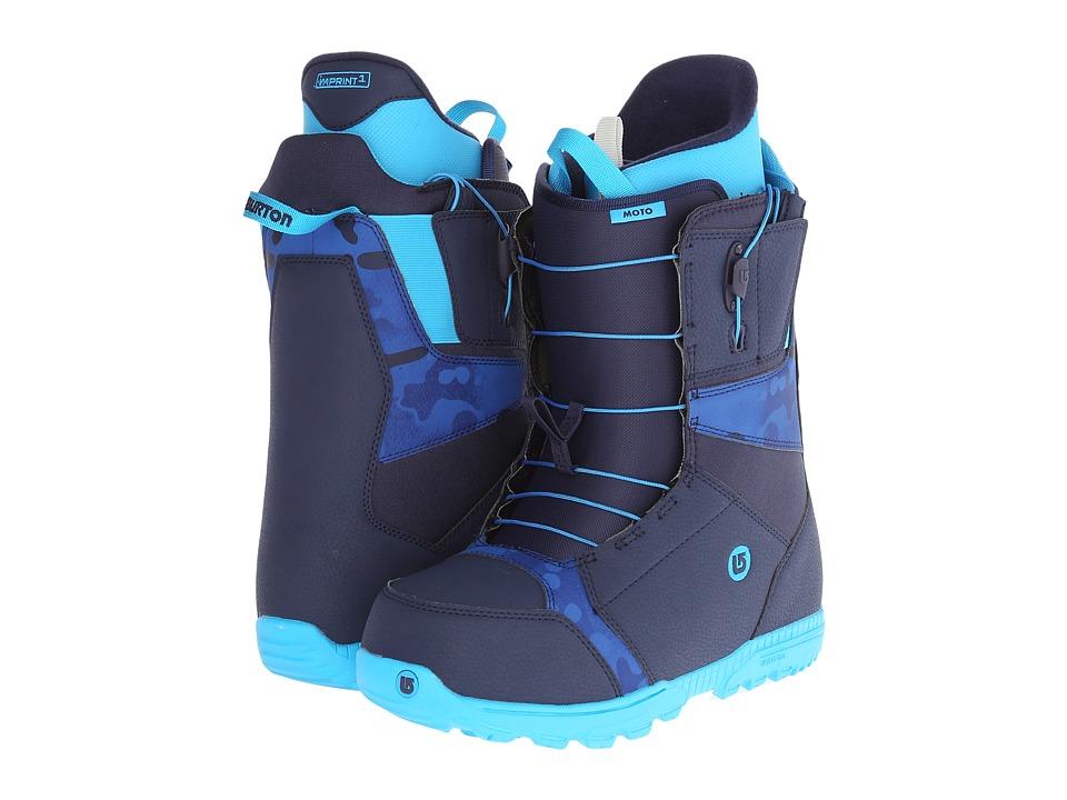Burton - Moto (Blue) Men's Snow Shoes