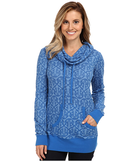 Aventura Clothing - Camille Hoodie (Federal Blue) Women