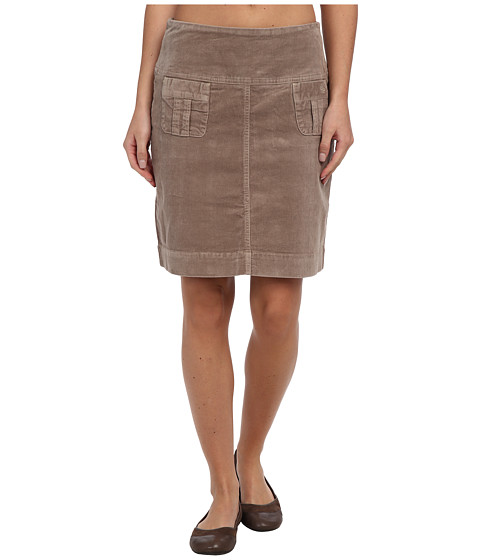 Aventura Clothing - Leah Skirt (Fossil) Women's Skirt