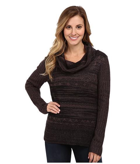 Aventura Clothing - Kalia Cowl Neck Sweater (Black) Women's Sweater