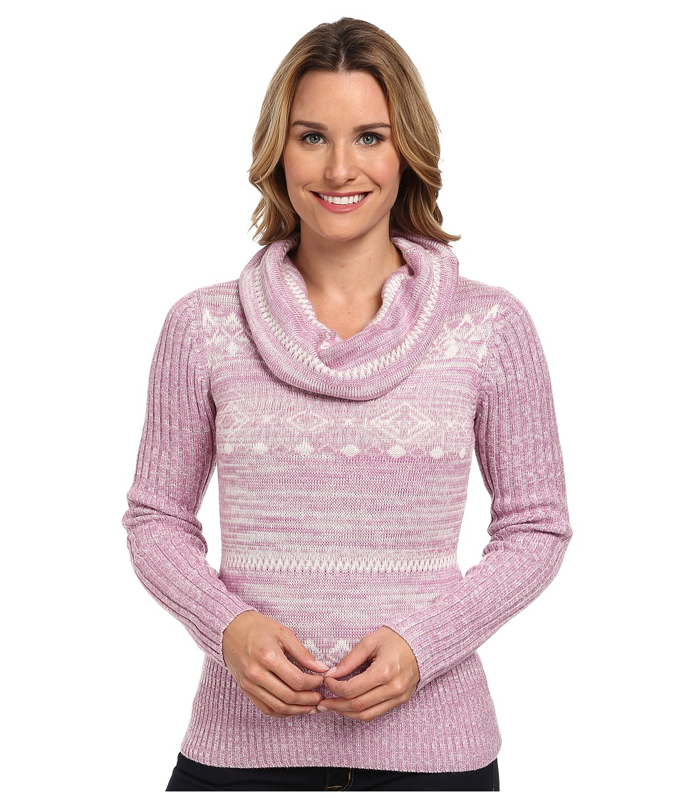 Aventura Clothing - Kalia Cowl Neck Sweater (Dusty Lavender) Women