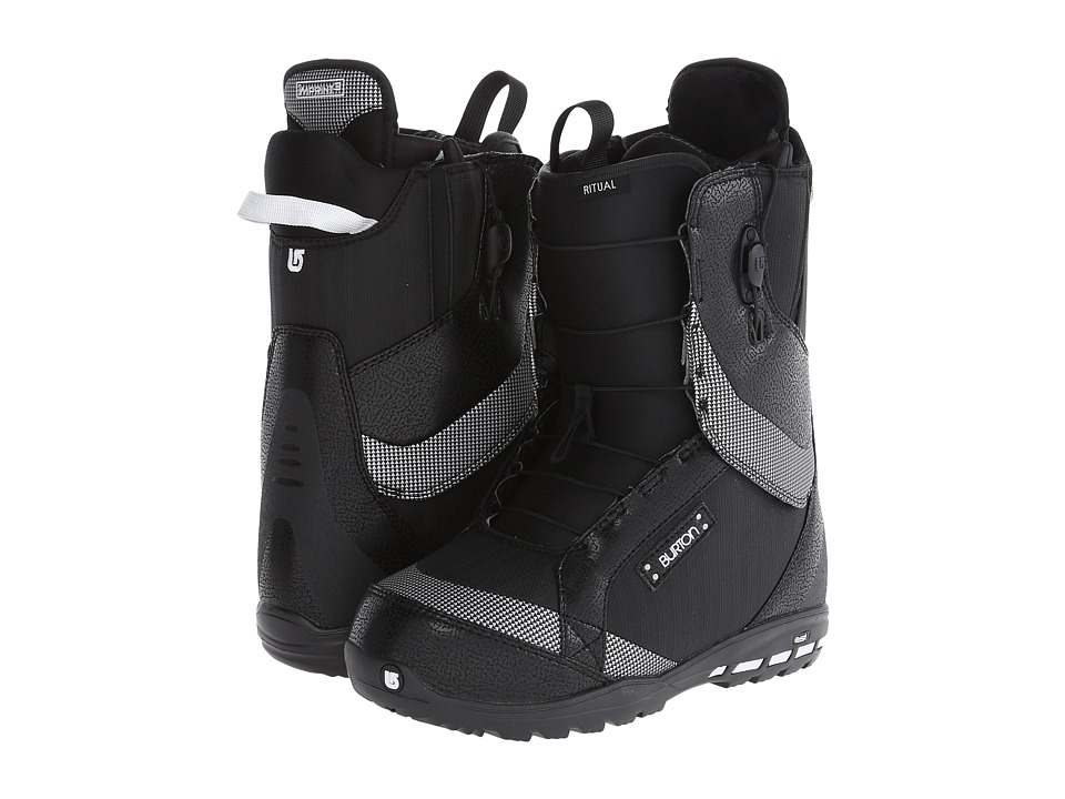 Burton - Ritual (Black/White/Silver) Women's Snow Shoes