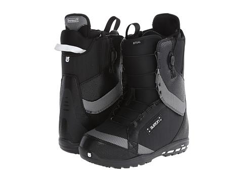 Burton - Ritual (Black/White/Silver) Women's Snow Shoes