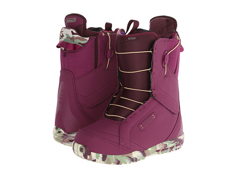 Burton - Ritual (Berry Kimmy Kamo) Women's Snow Shoes