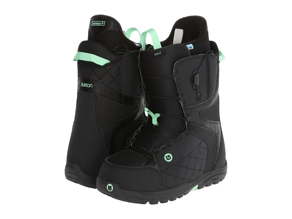 Burton - Mint (Black/Mint) Women's Snow Shoes