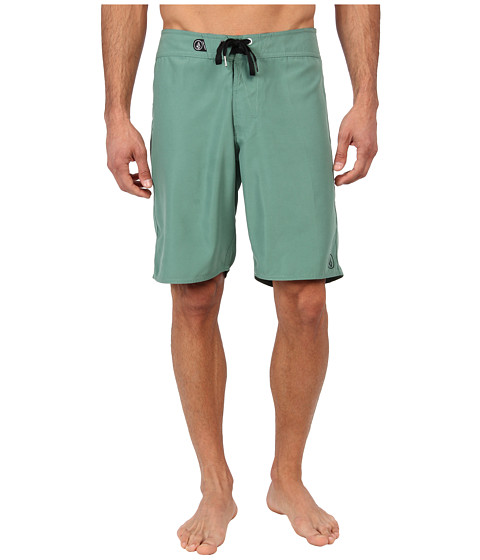 Volcom - Mod-Stream 38th ST Boardshort (Lichen Green) Men's Swimwear