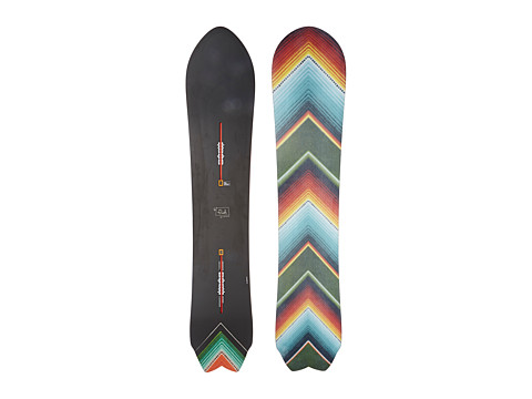 Burton - Fish 156 (Multi) Snowboards Sports Equipment