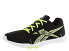 Reebok - YourFlex Train 3.0 (Black/Flat Grey/Neon Yellow/White/Graphite)