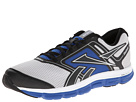 Reebok - Dual Turbo Flier (Steel/Black/Trust Blue/White)