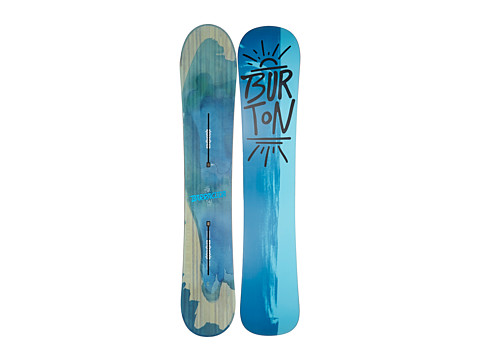 Burton - Barracuda 161 (Multi) Snowboards Sports Equipment