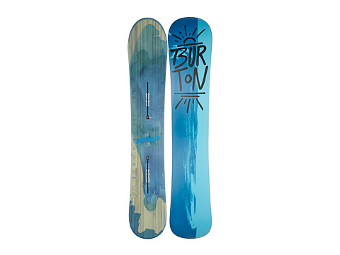 Burton - Barracuda 165 (Multi) Snowboards Sports Equipment