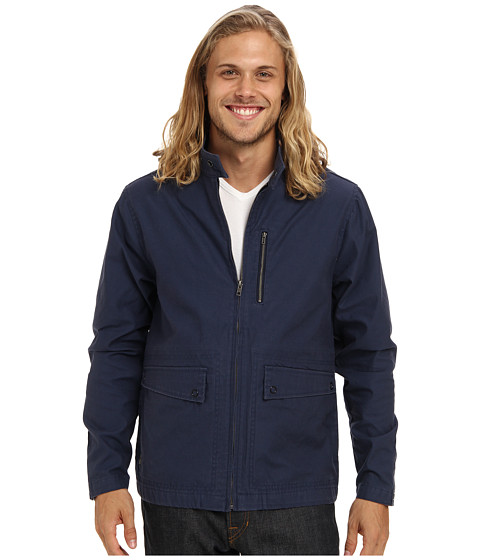 Volcom - Windstunner Jacket (Vintage Navy) Men's Coat