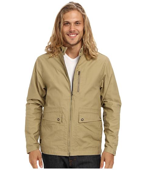Volcom - Windstunner Jacket (Khaki) Men's Coat