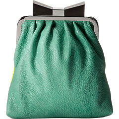 SALE! $17.99 - Save $30 on Jessica Simpson Alma Frame Clutch (Mint) Bags and Luggage - 62.52% OFF $48.00