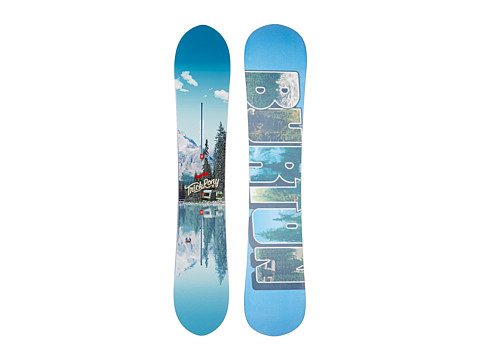 Burton - Trick Pony 162 (Multi) Snowboards Sports Equipment