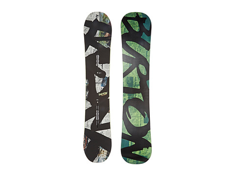Burton - Blunt 156W (Multi) Snowboards Sports Equipment