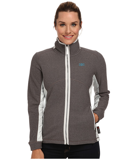 Helly Hansen - Ski Thermal Pro Jacket (Grey Melange) Girl's Jacket