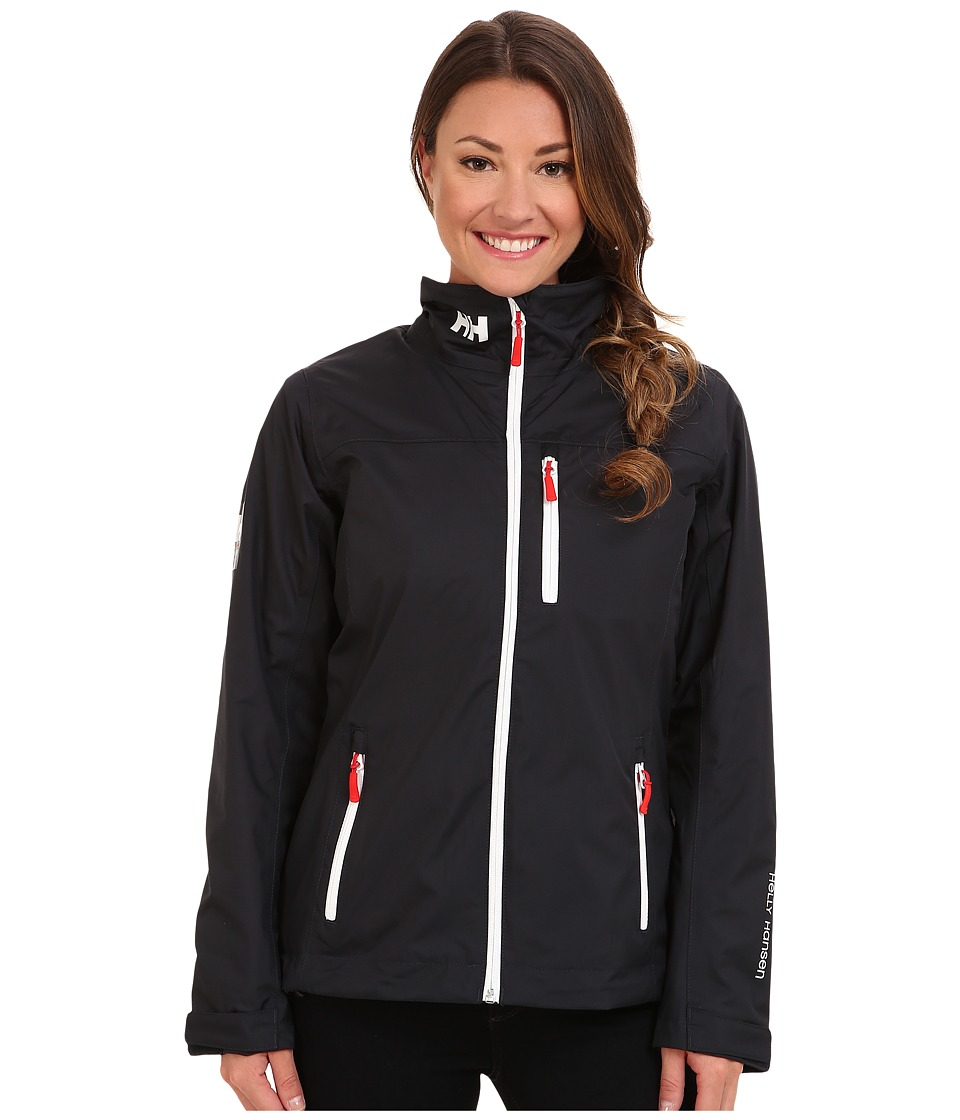 Helly Hansen - Crew Midlayer Jacket (Navy) Girl's Coat