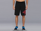 Reebok Workout Ready 10 Graphic Stretch Training Short
