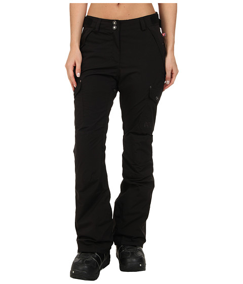 Helly Hansen - Switch Cargo Pant (Black) Girl's Casual Pants