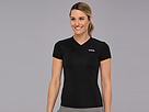 Reebok F Poly V-Neck Shirt