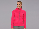 Reebok Fleece Brush Back Full Zip Hoodie
