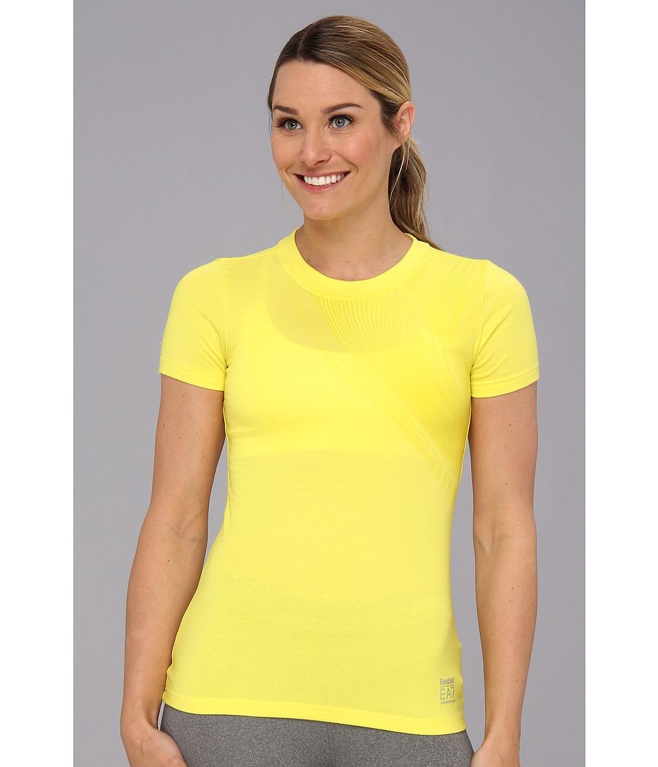 Reebok - Graphic Tee (Sun Rock S12) Women's T Shirt