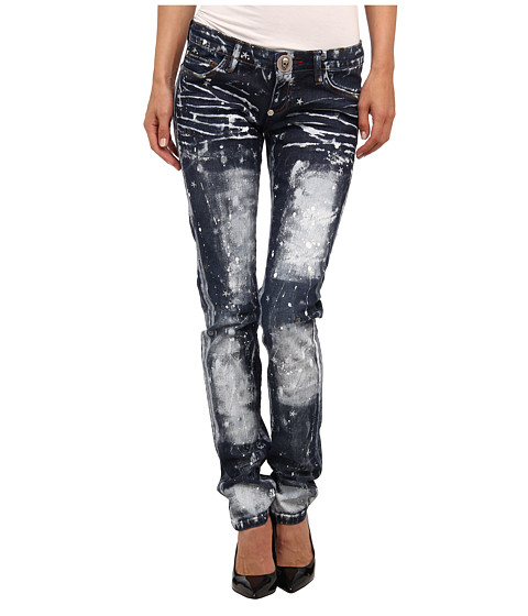 Philipp Plein - CW620193 (Naughty Blue) Women's Jeans