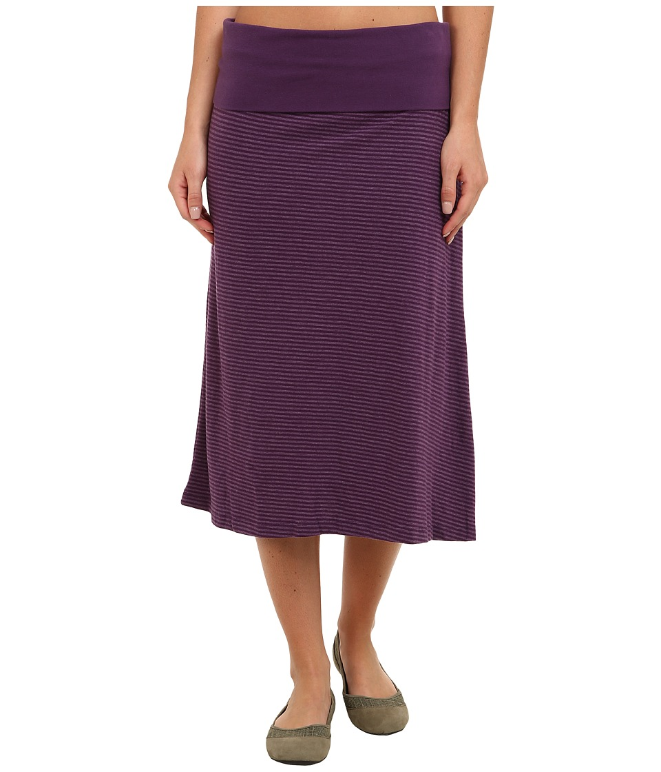 Aventura Clothing - Macey Skirt (Plum Purple) Women's Skirt