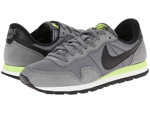 Nike - Air Pegasus '83 (Cool Grey/Volt/Sail/Black) Women's Shoes