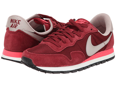 Nike - Air Pegasus '83 (Team Red/Hyper Punch/Sail/Medium Orewood Brown) Women's Shoes