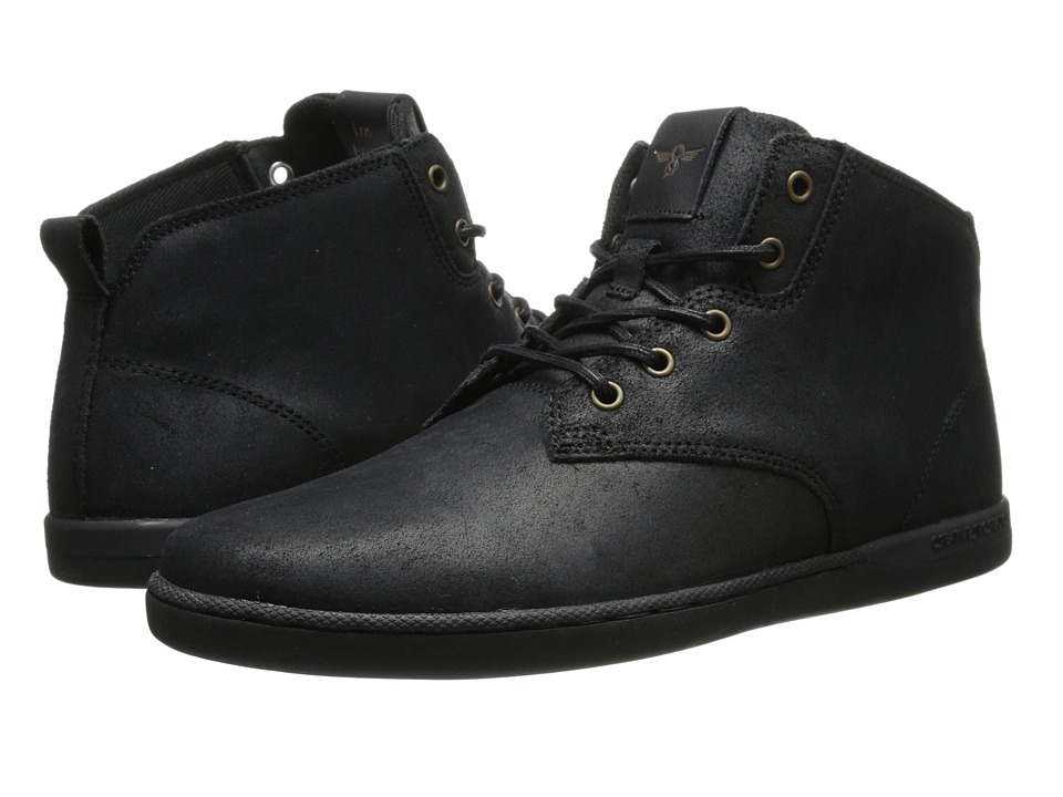 Creative Recreation - Vito (Black FA14) Men's Shoes