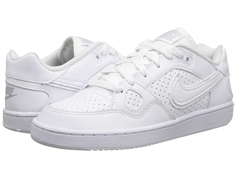 Nike - Son Of Force (White/Wolf Grey/White) Women's Shoes