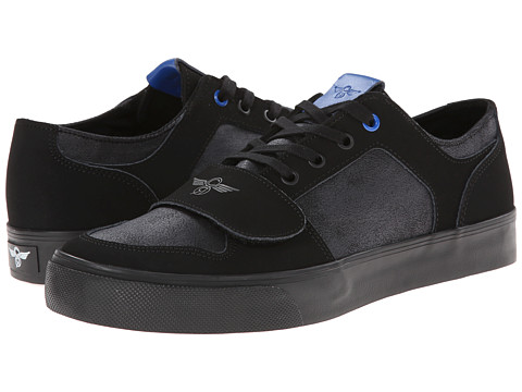 Creative Recreation - Cesario Lo XVI (Black/Blue FA14) Men