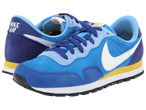 Nike - Air Pegasus 83 Leather (Photo Blue/Deep Royal Blue/Game Royal/White) Men