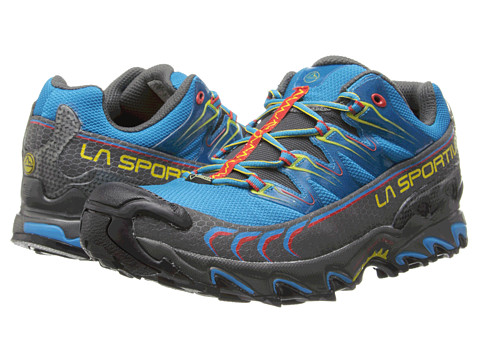 La Sportiva - Ultra Raptor GTX (Blue/Red) Men's Shoes