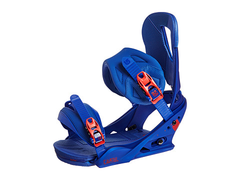 Burton - Cartel (Super Blue) Snowboards Sports Equipment