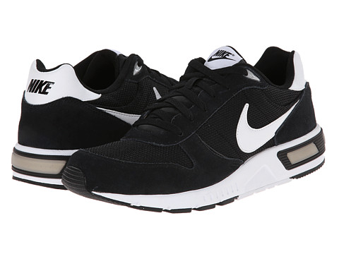Nike - Nightgazer (Black/White) Men's Running Shoes