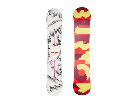 Burton - Feelgood Flying V 149 (Multi) Snowboards Sports Equipment