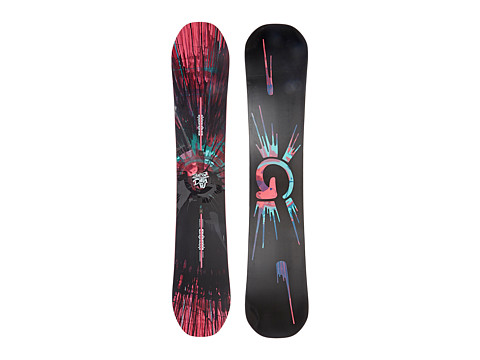 Burton - D j Vu Flying V 149 (Multi) Snowboards Sports Equipment