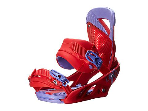 Burton - Lexa (Crime Scene Red) Snowboards Sports Equipment