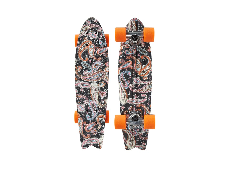 Globe - Bantam ST Graphic (Paisley) Skateboards Sports Equipment