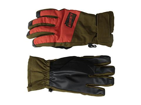 Burton - Approach Under Glove (Campfire/Woody) Snowboard Gloves