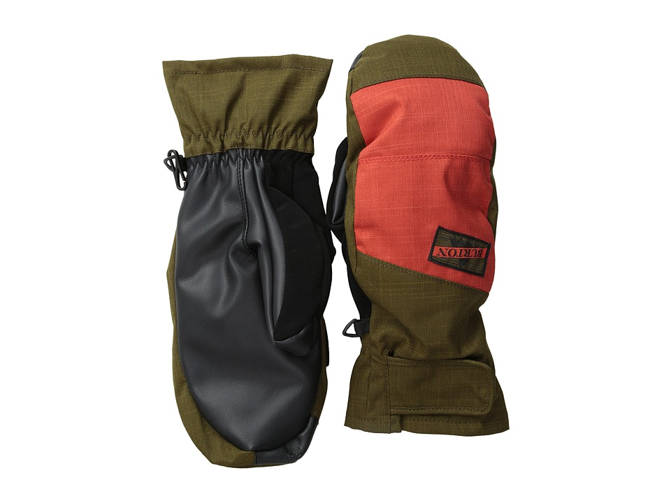 Burton - Approach Under Mitt (Campfire/Woody) Snowboard Gloves