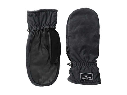 Burton - Hi-Five Mitt (True Black Wax) Snowboard Gloves
