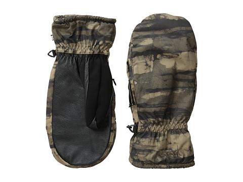 Burton - Hi-Five Mitt (Camo Tie Dye Stripe) Snowboard Gloves